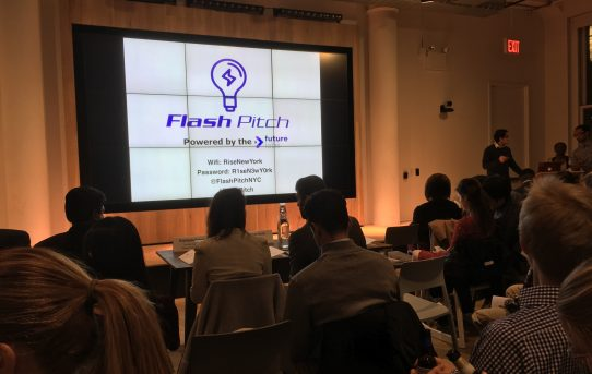 Flash Pitch
