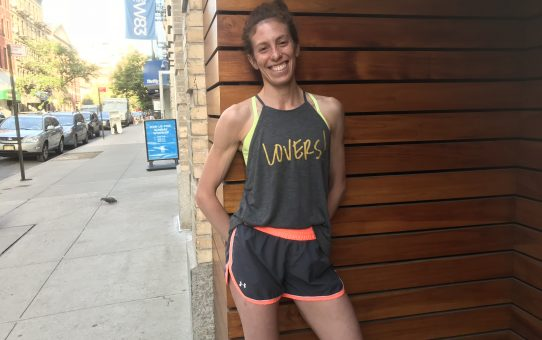 Jessica, Fitness Professional, Upper West Side