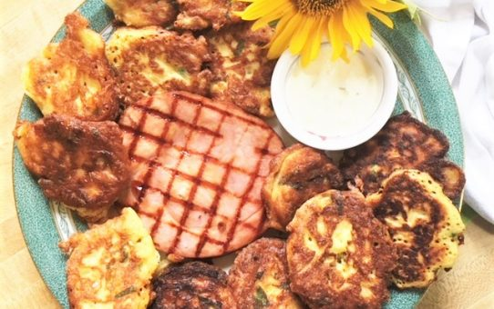 Fritters—they are what you make them