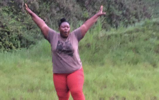 Nenneh, Dancing in Liberia