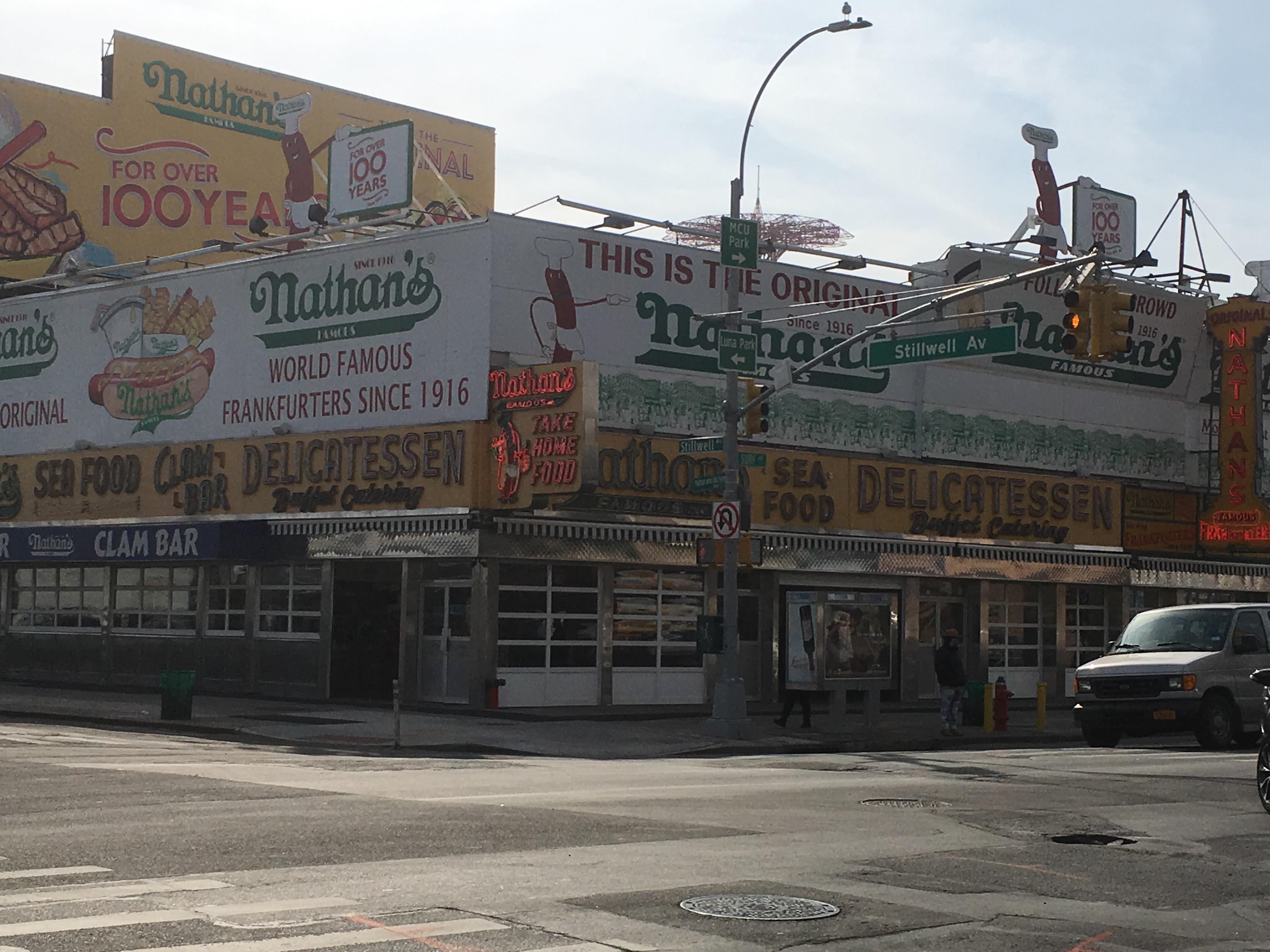 Coney Island, USA
