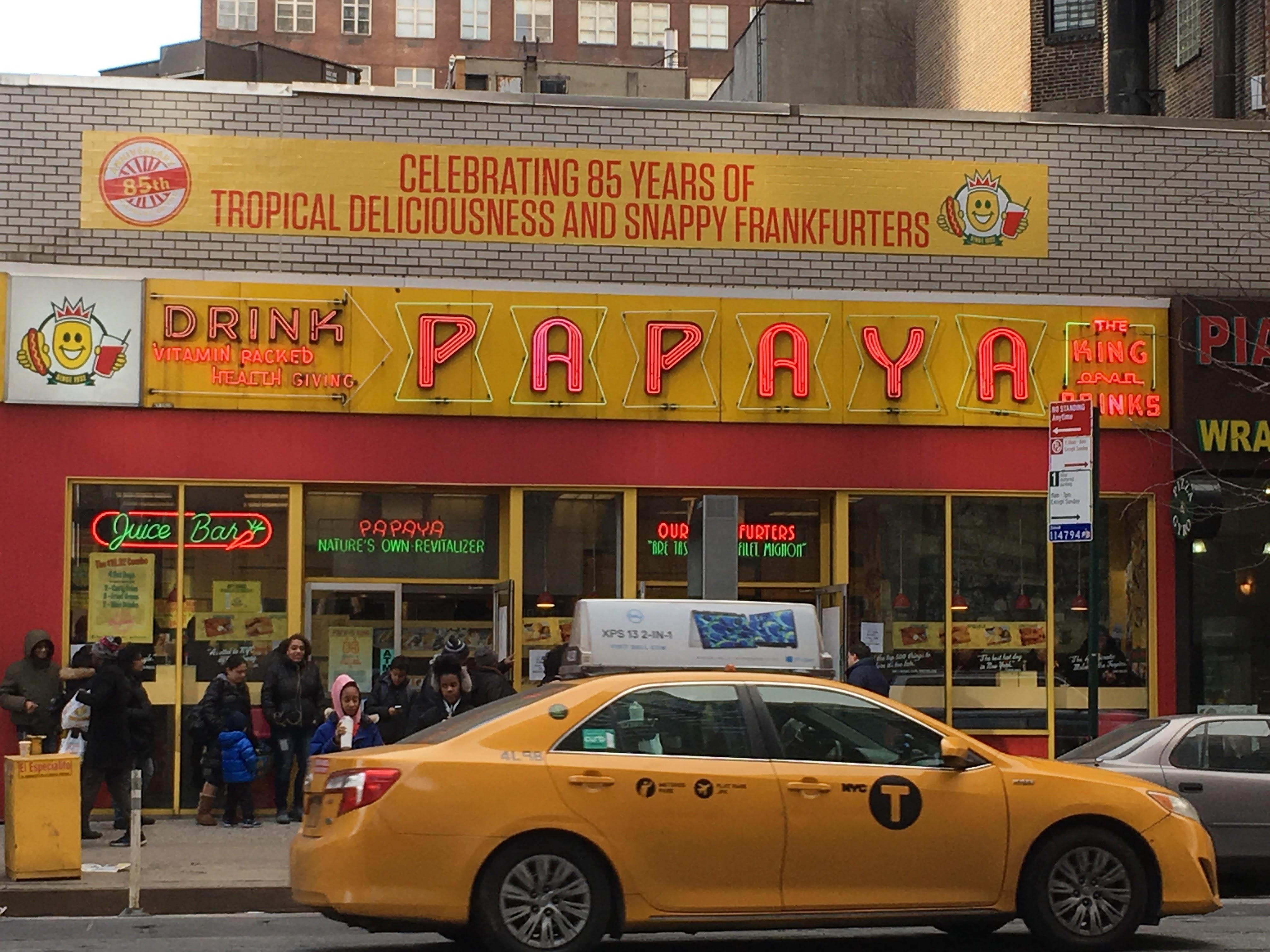 The Papaya Wars
