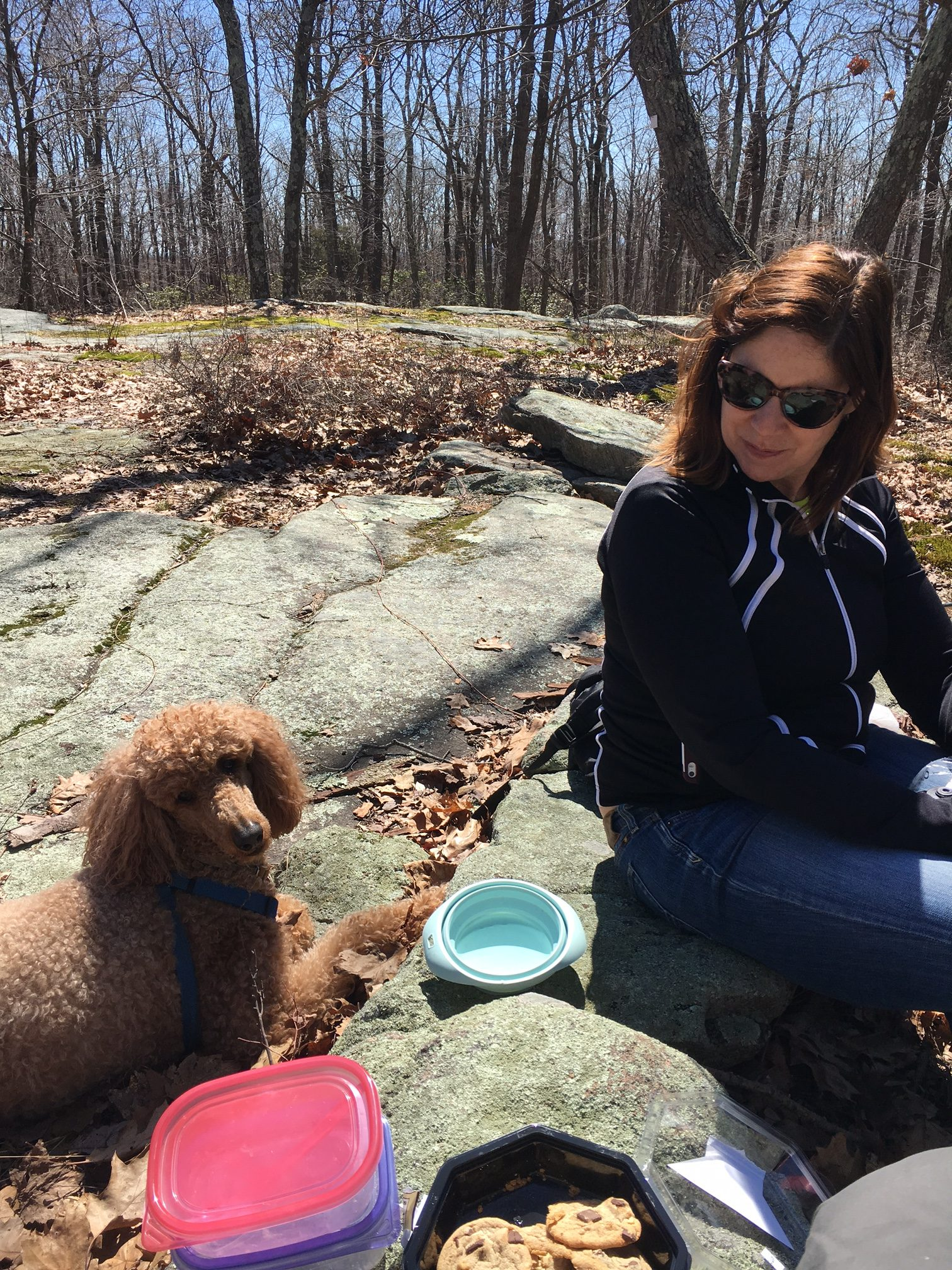 Maureen, Adventurer and intrepid New Yorker, Manhattan