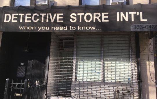 My secret, New York