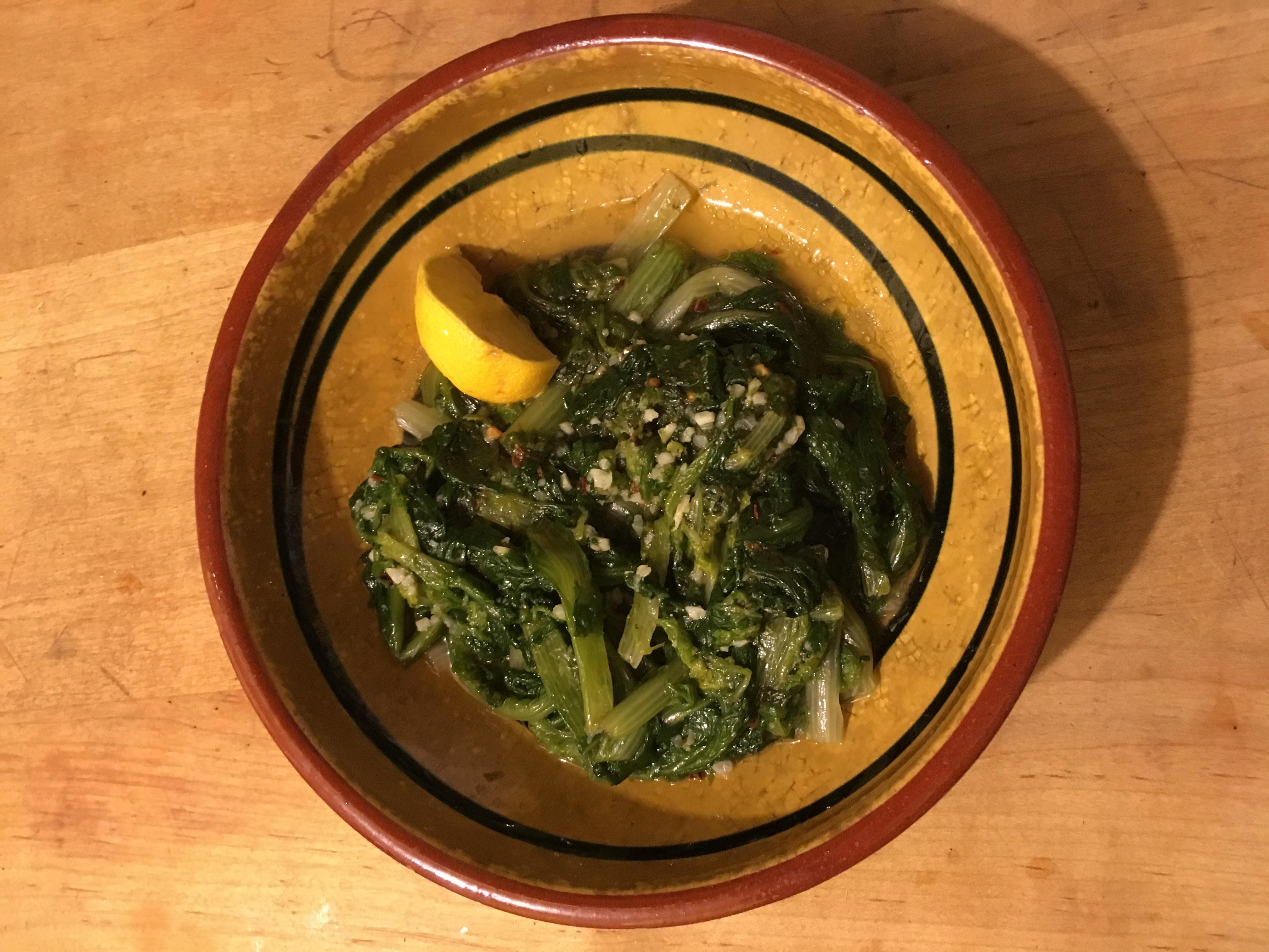 Chicory – Italian Style!
