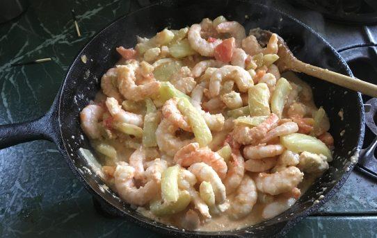 Shrimp Meaux