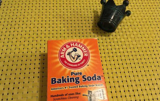 The secret life of baking soda