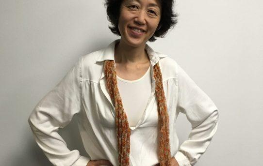Hiroko, Graphic Designer/Independent Media Producer, Midtown