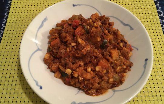 Maureen's Famous Veggie Chili
