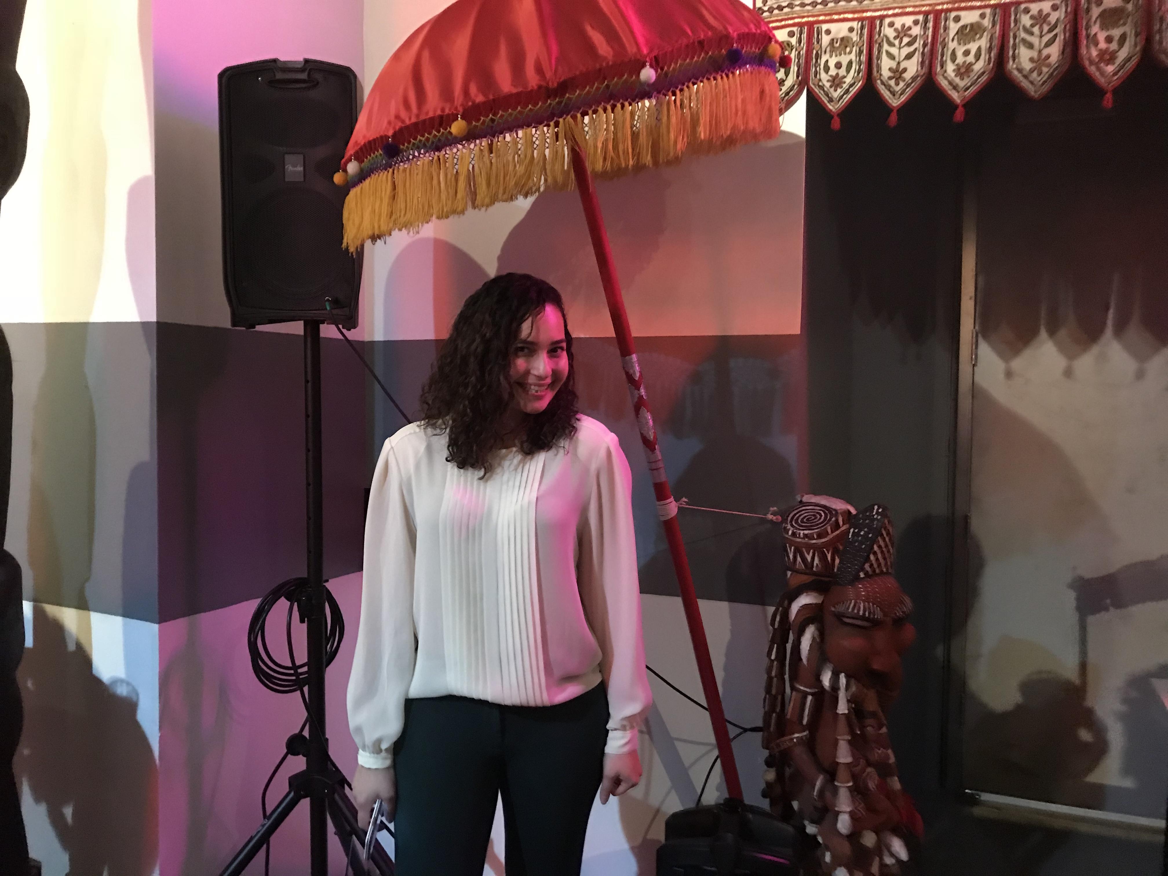 Michelle, Creative Entrepreneur, Harlem