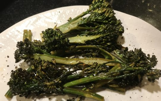Julie's Delightful Broccolini