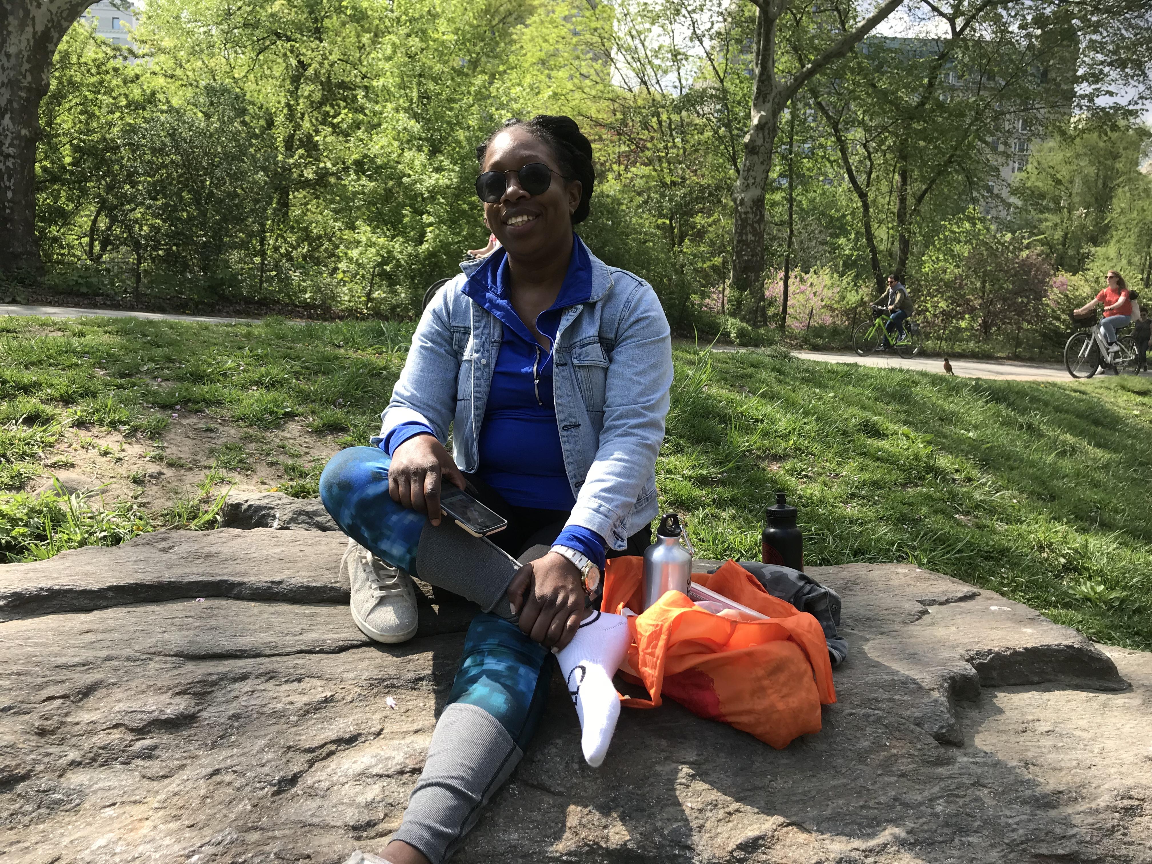Deon, Childcare, Central Park