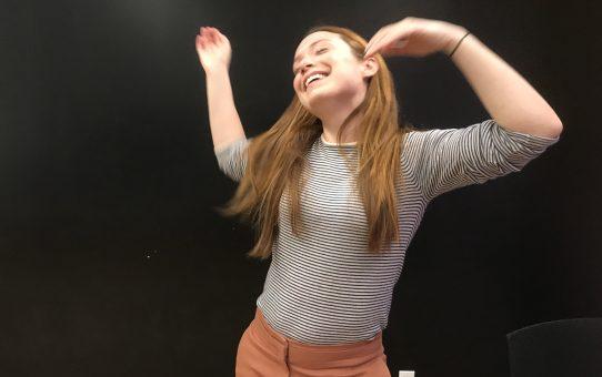 Kate, Actress, Garment District