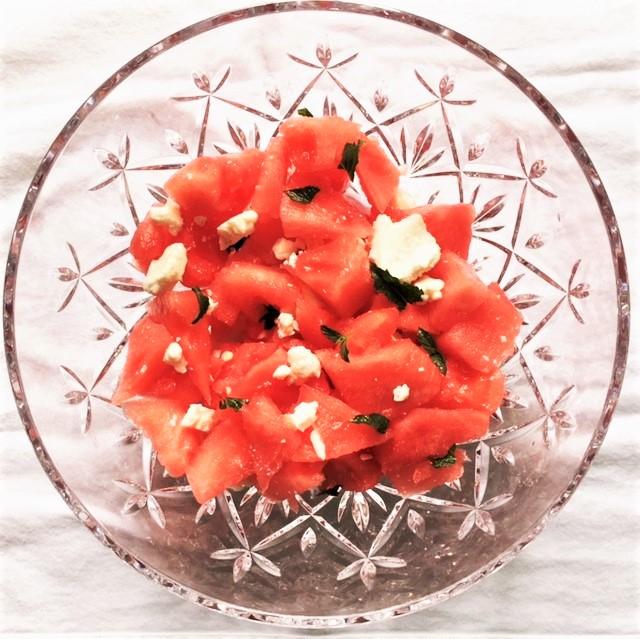 Watermelon Salad + More
