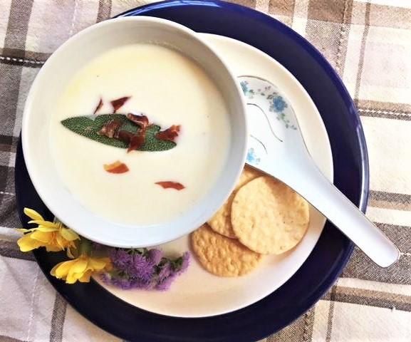Corn Cob Soup