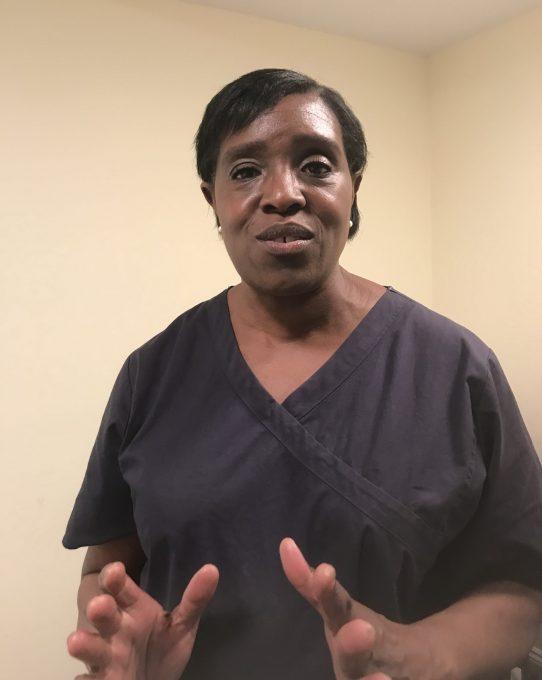 Millicent, Medical Professional