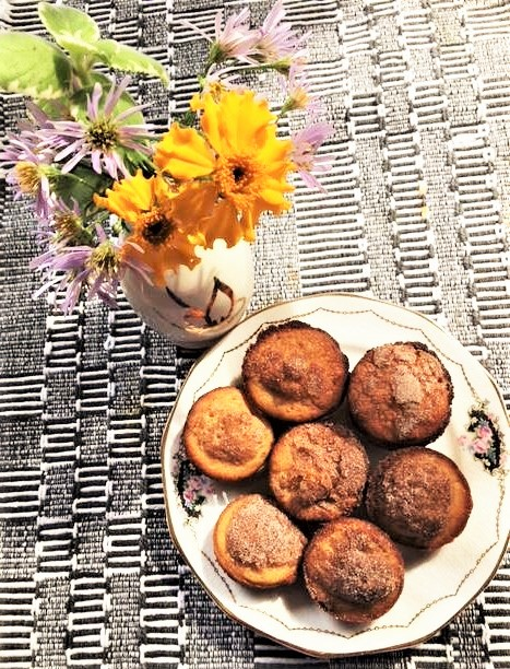 Christiana Campbell's Sweet Potato Muffins