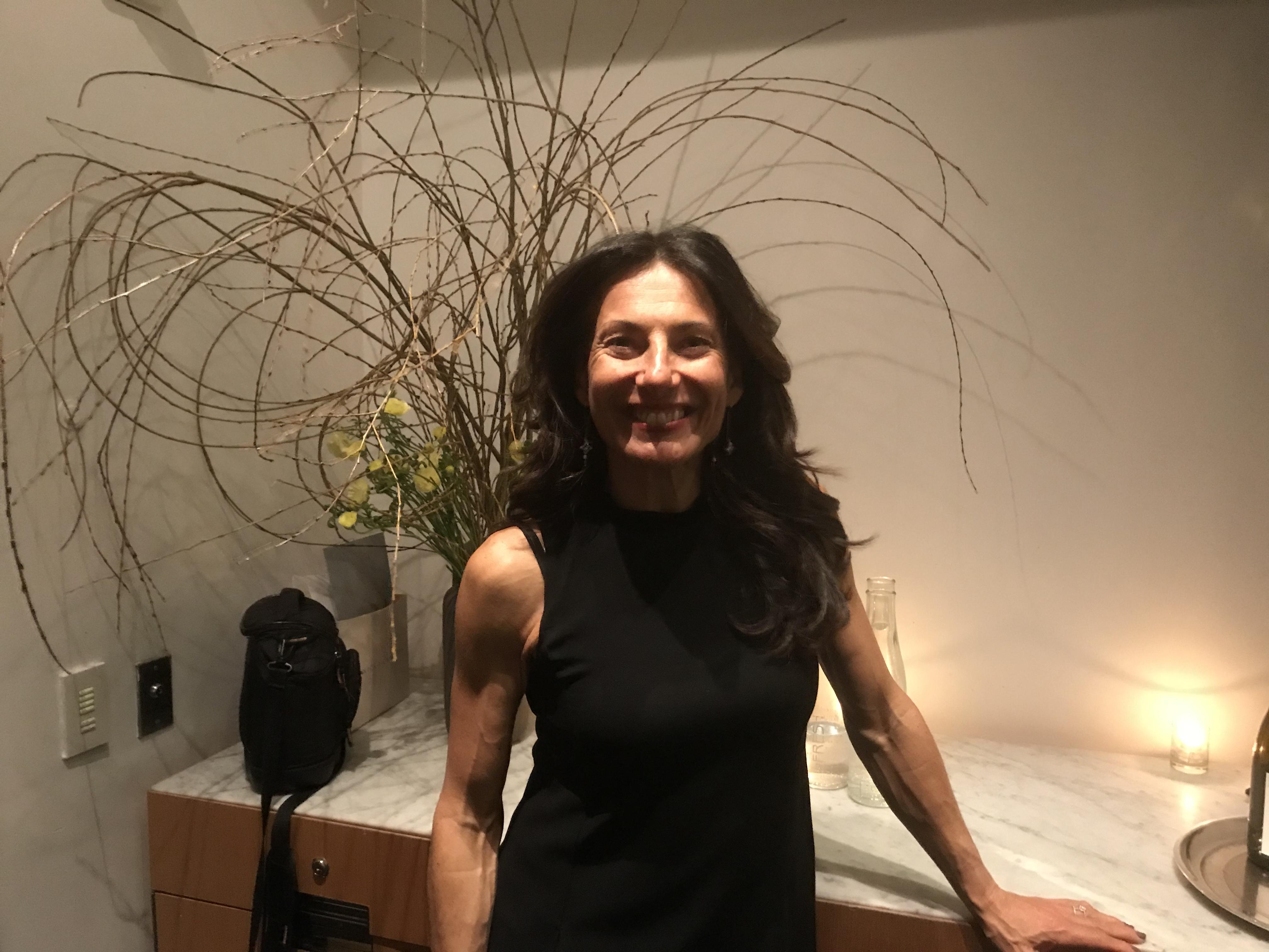 Loubna, Human Rights Activist