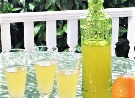 Aunt Mary's Dandelion Wine