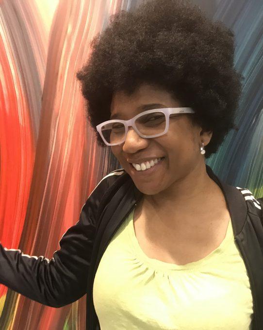 Suzette, Nonprofit Founder, Change through Comedy