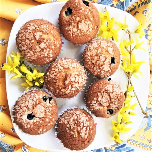 Jordan Marsh Blueberry Muffins