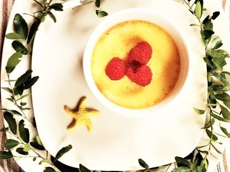 Old Fashioned Baked Custard