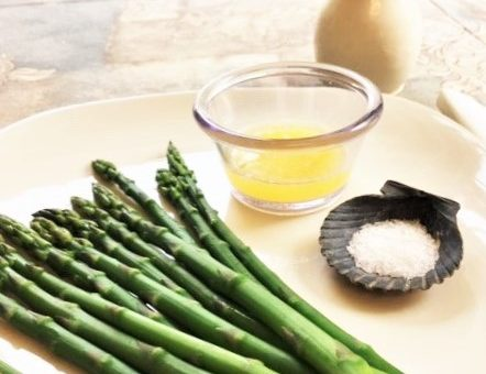 The Asparagus Course